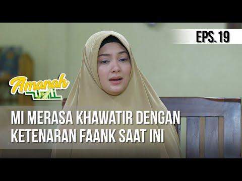 AMANAH WALI 3 - Umi Merasa Khawatir Dengan Ketenaran Faank Saat Ini [18 Mei 2019]