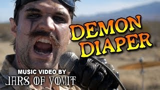 JARS OF VOMIT - Demon Diaper - Official Music Video
