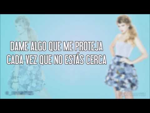 Taylor Swift - Sparks Fly (traducida En Español)