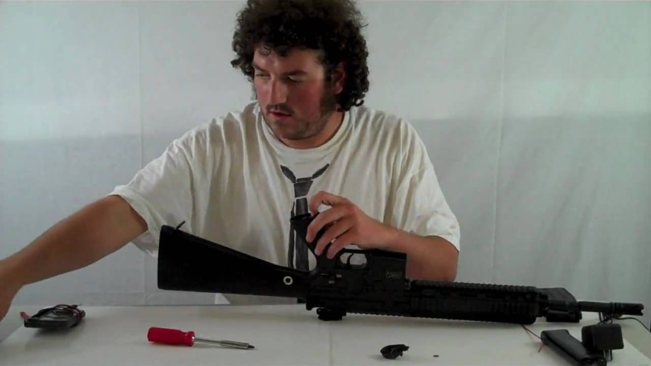 aeg troubleshooting situation 1 gun does not shoot makes no noise youtube [ 1280 x 720 Pixel ]