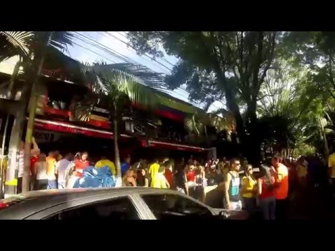 Love To Discover: Colombia: Medellin: Zona Rosa Post Copa America