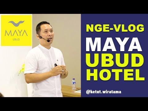 Maya Ubud Resorts And Spa The Best Hotel In Bali Ubud