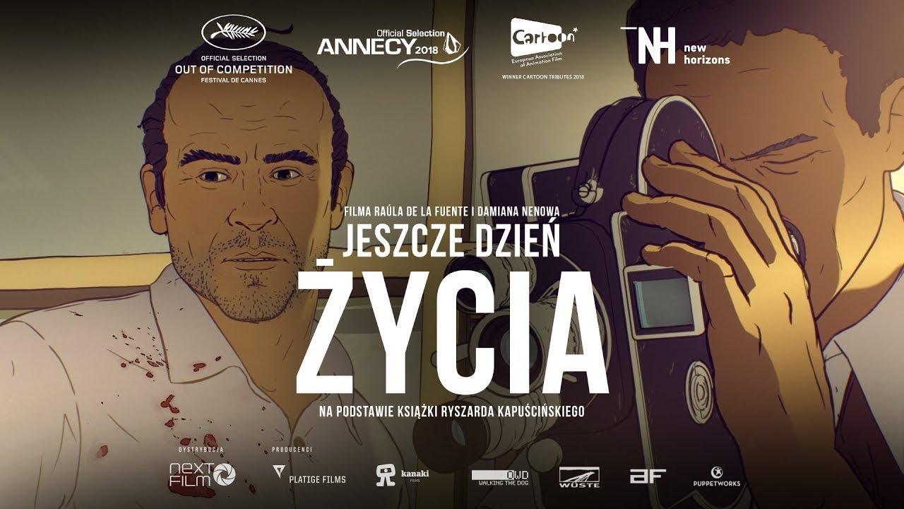 JESZCZE DZIEŃ ŻYCIA - oficjalny polski zwiastun