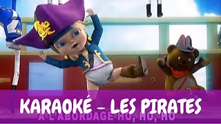 [Karaoké] Bébé Lilly - Les Pirates