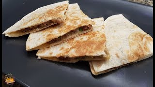 Meat Quesadillas