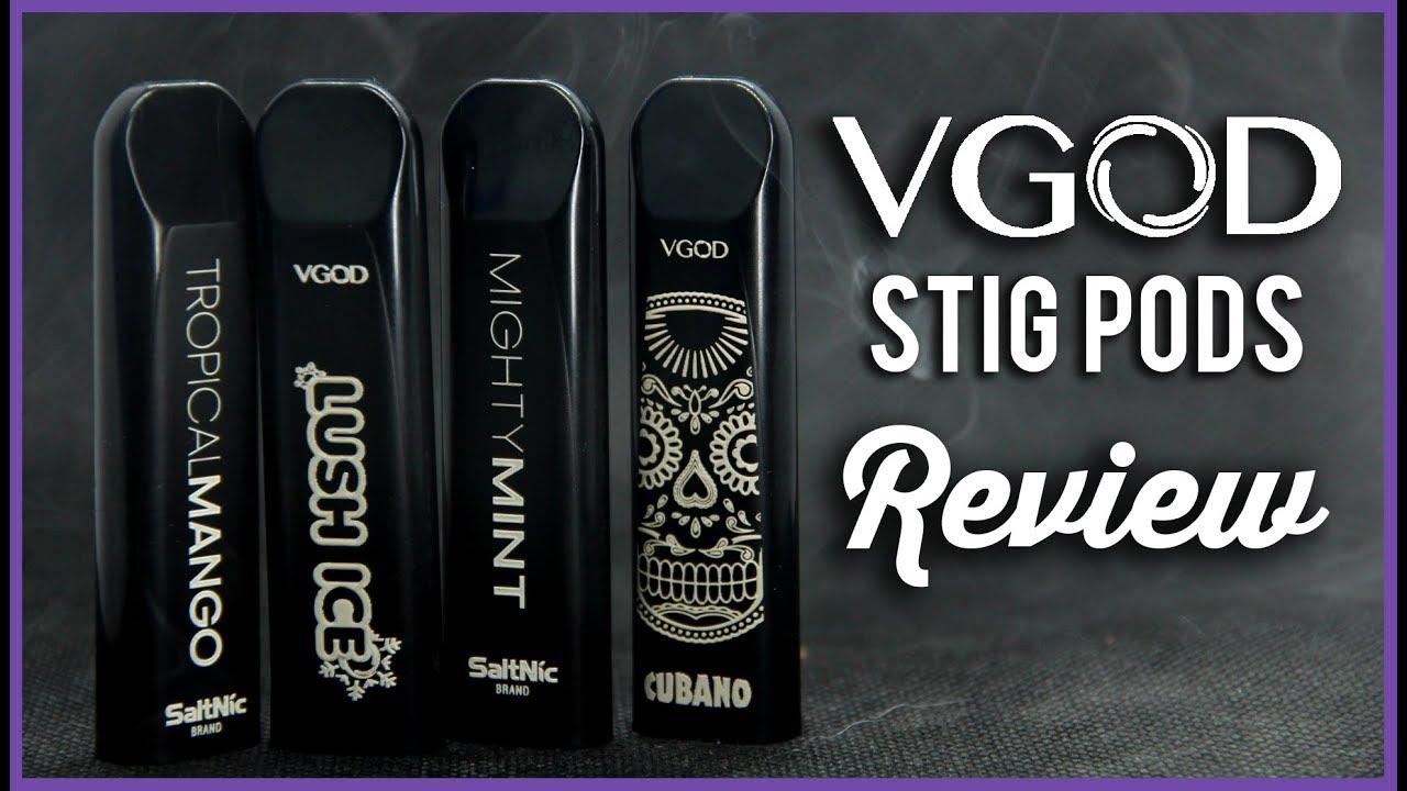 VGod | Stig Pods Review