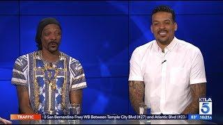 Snoop Dogg & Matt Barnes on Cannabis Education & Athletes vs. Cancer All-Star Weekend