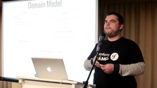 Олег Зинченко. What DDD is? And How I realized that MVC is a myth!  Symfony CAMP 2014