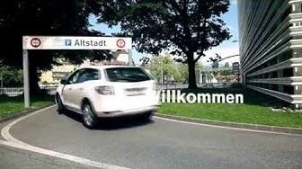 Parkhaus Altstadt Luzern - Imagespot 2014