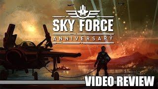 pSVita: Sky Force Anniversary Gameplay Review