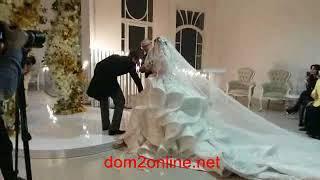 Свадьба Артёмовой и Кузина видео