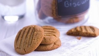 Easy Recipes, Caramel Biscuits, 4 Ingredients, Kim Mccosker