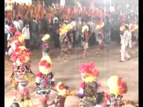 Folk Dance Rawat Nacha in Bilaspur Chhattisgarh 2