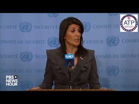 Nikki Haley - Iran, Pakistan & The PA