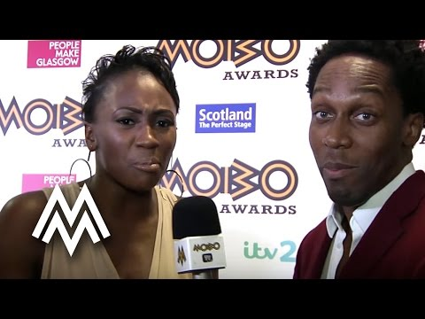 Lemar | Hosting MOBO Awards Pre-Show | Interview | MOBO