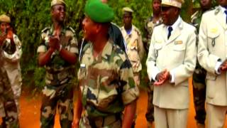NIGER   COHESION DES FDS   (ARMEE NIGERIENNE)