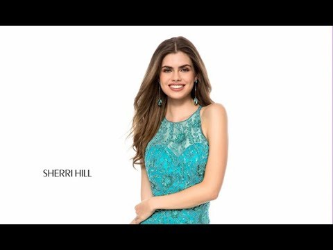 29f805b5b41 Sherri Hill 51939 Prom Dress - YouTube
