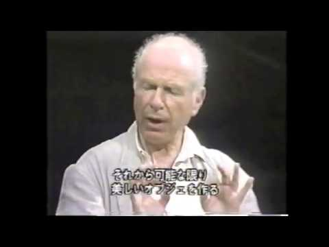 Peter Brook on Becoming a Director, Magic and the International Group