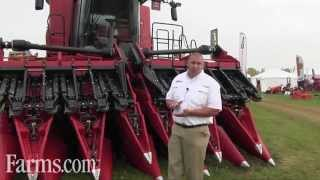 Farms.com Corn Report: Pre Harvest Combine Preparation Tips.