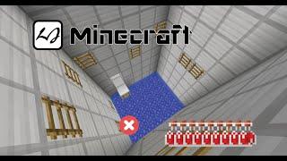 【阿飄日常】如果 Minecraft 的水會打人? part 1
