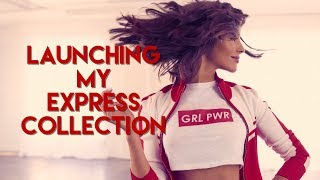 Launching My Express Collection | Olivia Culpo