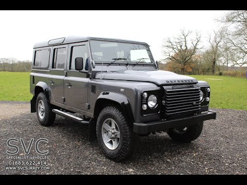 2016 Land Rover Defender 110 Landmark Edition Station Wagon
