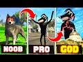 Gambar cover How To UPGRADE CARTOON DOG Into A GOD In GTA 5 ... Secret Powers! - GTA 5 Mods Funny Gameplay