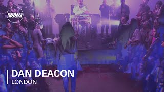Dan Deacon Boiler Room London Live Set