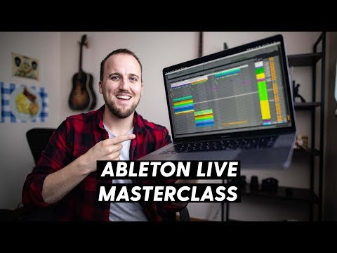 Ableton Live Masterclass for Worship Leaders