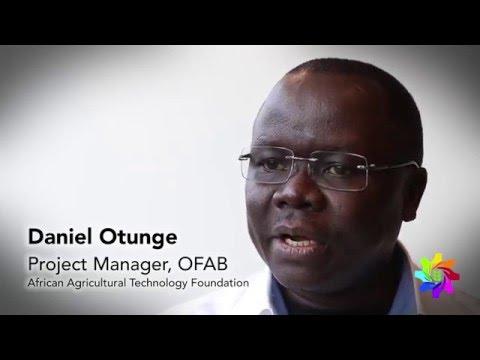 Daniel Otunge: Africa Needs Biotech Crops