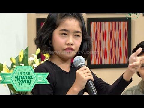 Alifa Emosi Ditantang Nge MC Pakai Bahasa Asing - Rumah Mama Amy (9/6)