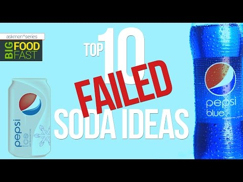 Will Dewitos Suffer The Fate Of These Other Failed Soft Drinks?