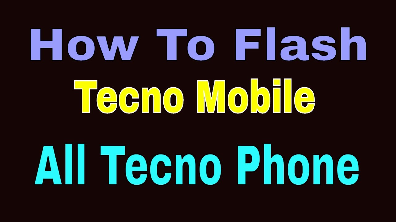 tecno smartphone how to flash and firmware with frp remove google bypass