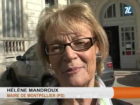 Mairie de Montpellier : Saurel sort du bois