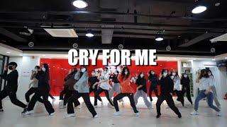 [아라댄스아카데미] TWICE(트와이스) - CRY FOR ME 조아라원장 중고등A반