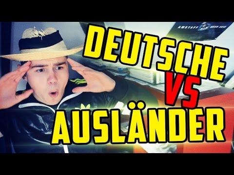 AUSLÄNDER VS DEUTSCHE - SCHWANGER VON SEX !
