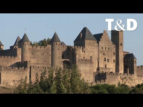Carcasona La Ciudadela Amurallada - Francia