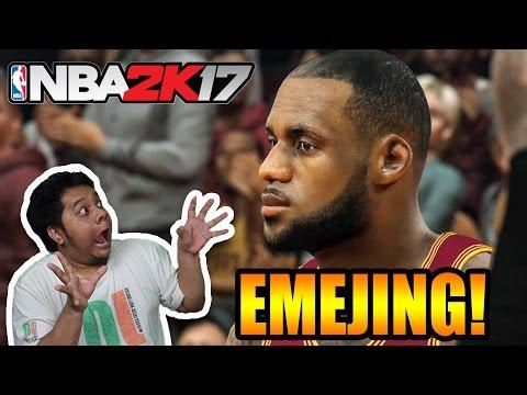 NBA 2K17 Review Indonesia : NI GAME EMEJING!!