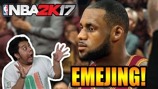 NBA 2K17 Review Indonesia : NI GAME EMEJING!!
