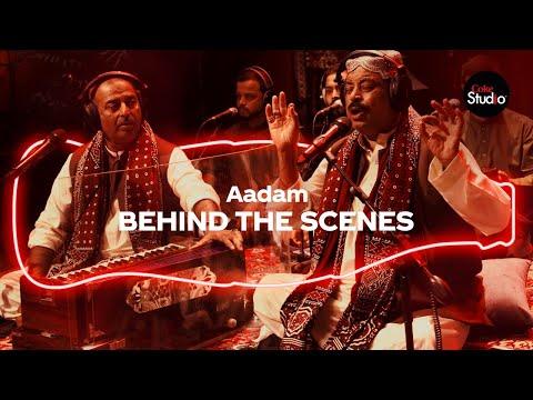Coke Studio Season 12 | Aadam | BTS | Fareed Ayaz & Abu Muhammad With Humnawa