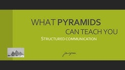 Structured Communication 1 ( Minto Pyramid) - UReadyAfrica