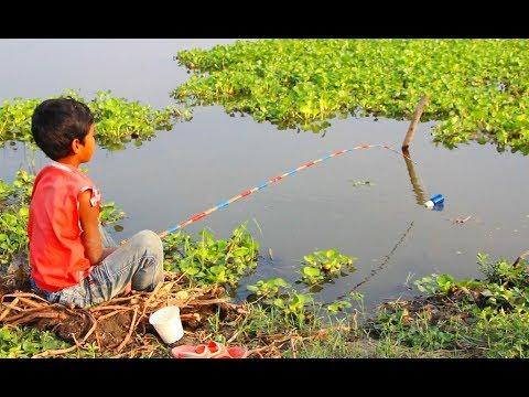 Best Fishing Video - Traditional Hook Fishing - MR Fishing Life (Part-1)
