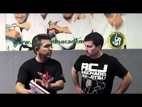 CSTV - Exclusive Carlos Machado Interview