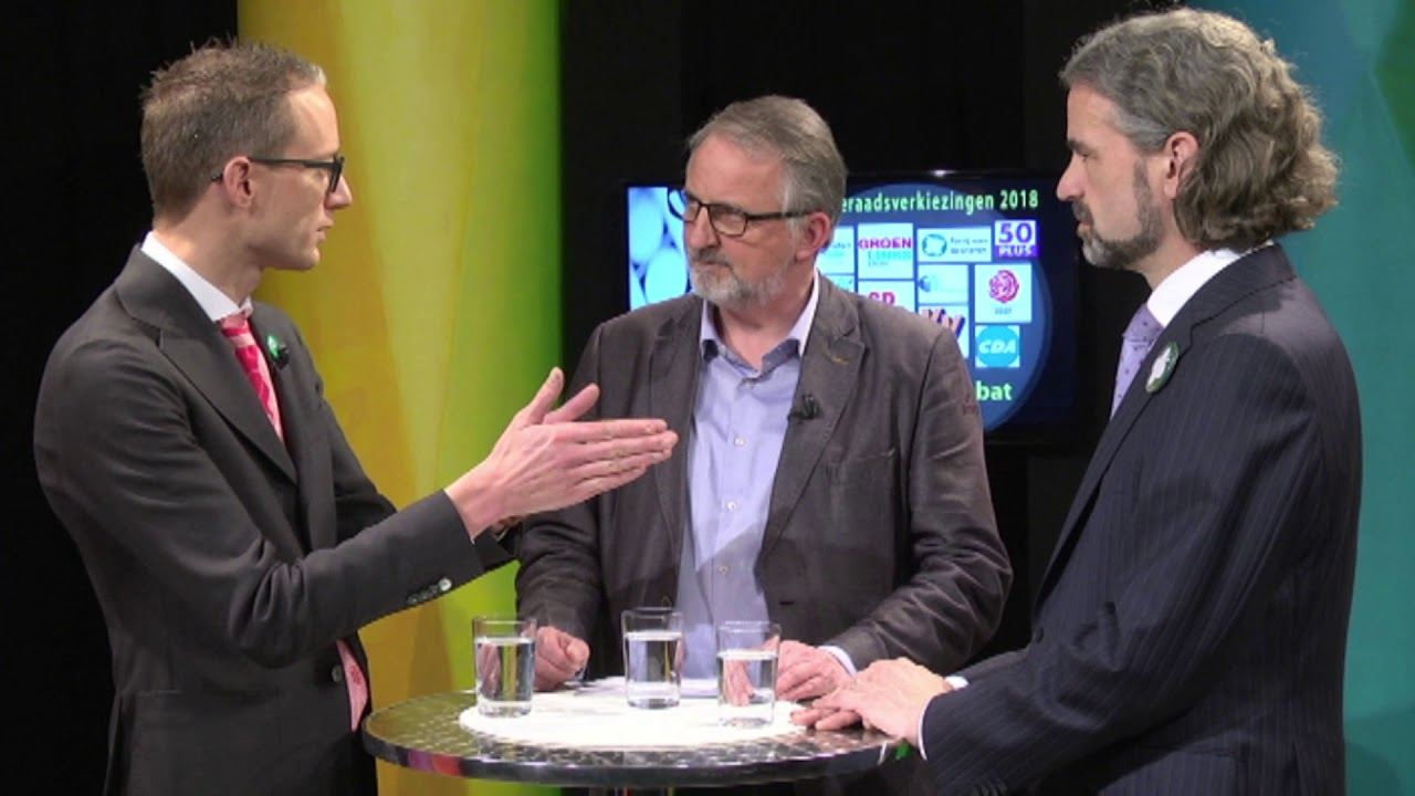 Lijsttrekkersdebat RTV Gouwestad