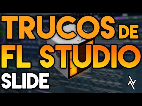 TRUCOS de FL STUDIO: Slide