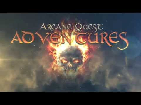 Arcane Quest Adventures Official Trailer