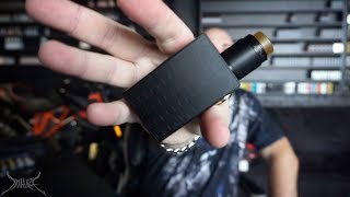 Caution: Geekvape Athena Mechanical BF Squonk Box Mod Review and Rundown | #unsafe
