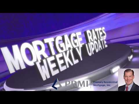 Mortgage Rates Weekly Update [July 3 2017]