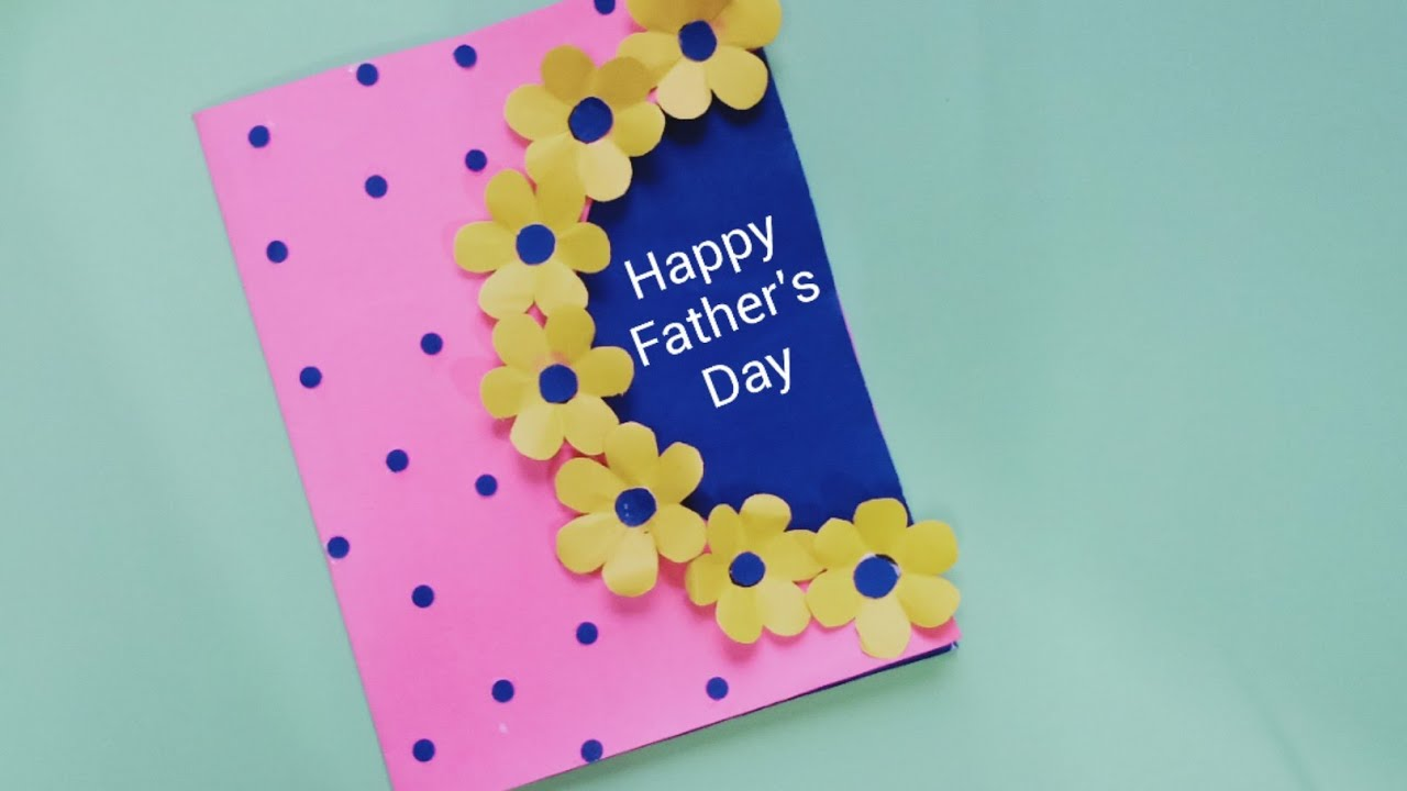 easy fathers day cards handmade easy beautiful  fathers