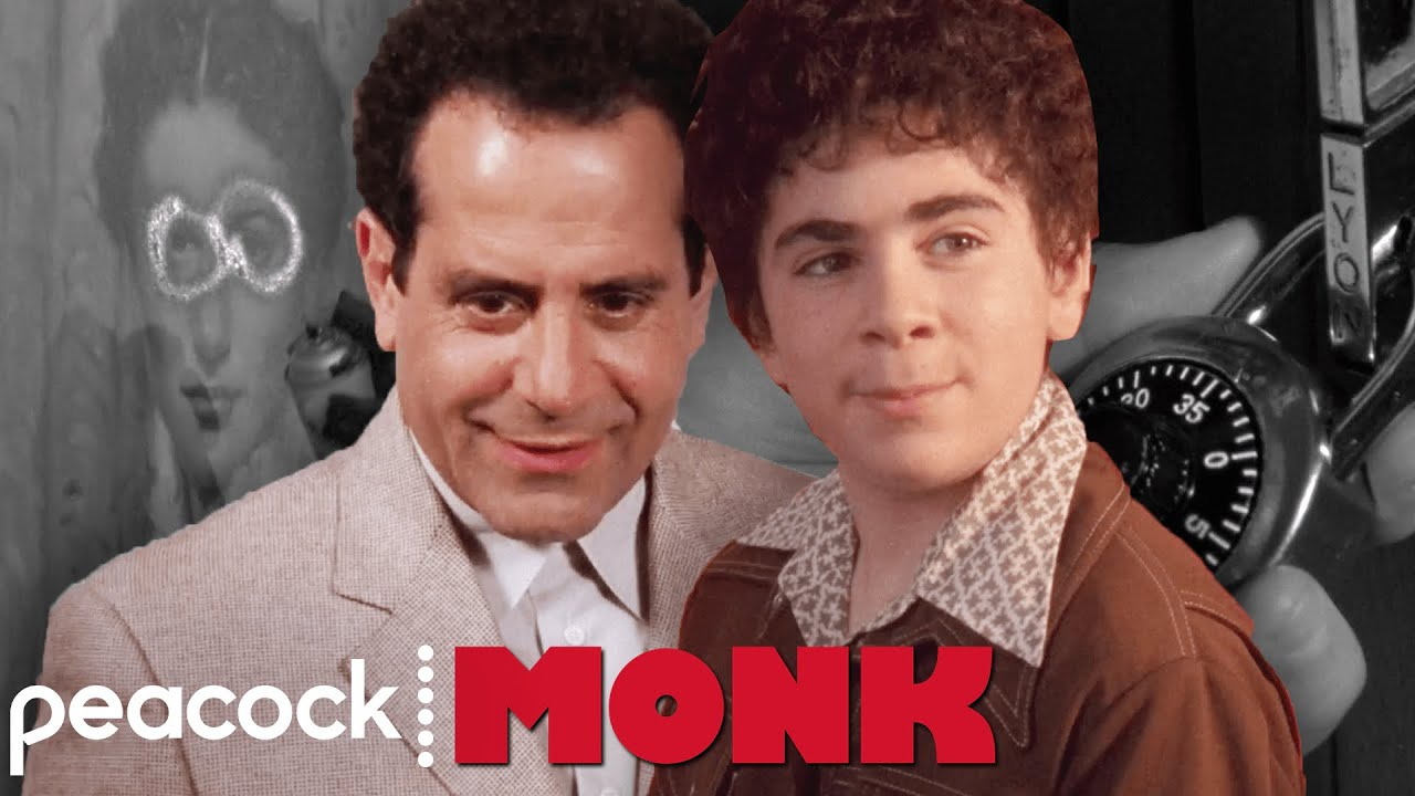 Download Here's What Happened: Adult Monk vs. Little Monk | Monk
